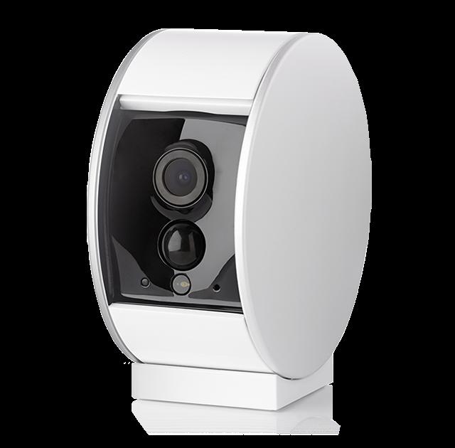 Caméra intérieure connectée