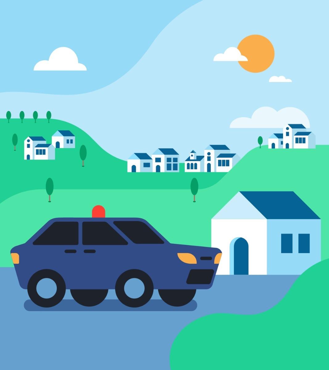 Police alarme