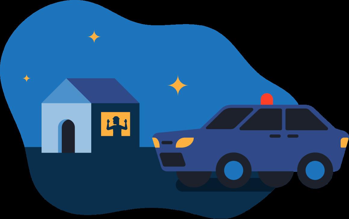 Police télésurveillance